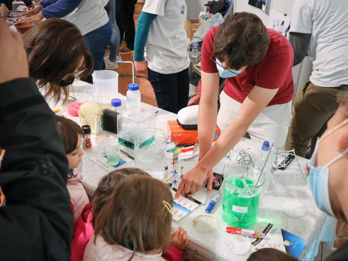Le campus fête la science ! • Campus de Cronenbourg, Strasbourg • Fête de la Science 2021 © Nicolas Busser, CNRS